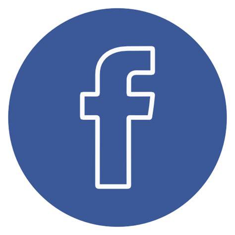 Icono Circulo, facebook, red social Gratis de Social Media ...