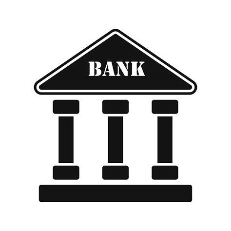 Icono de vector de banco   Descargar Vectores Gratis ...