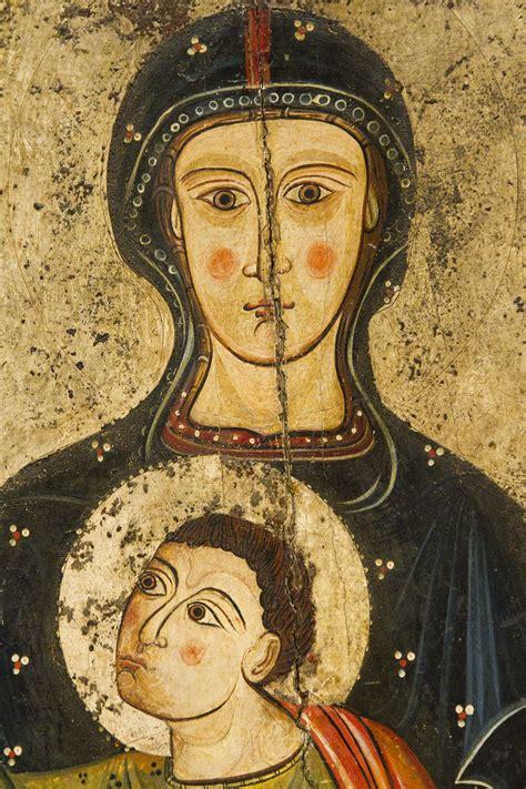 Icono Virgen con Niño | Bellas Imagenes | Byzantine art ...