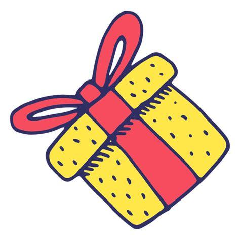 Iconos de dibujos animados de regalo   Descargar PNG/SVG ...