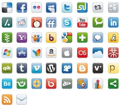 Iconos de redes sociales   Pancarta.com Blog