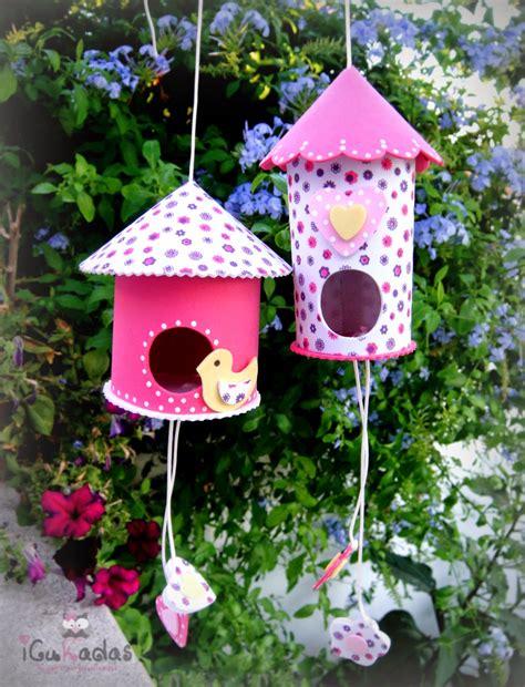 iCukadas: Casitas de pájaros