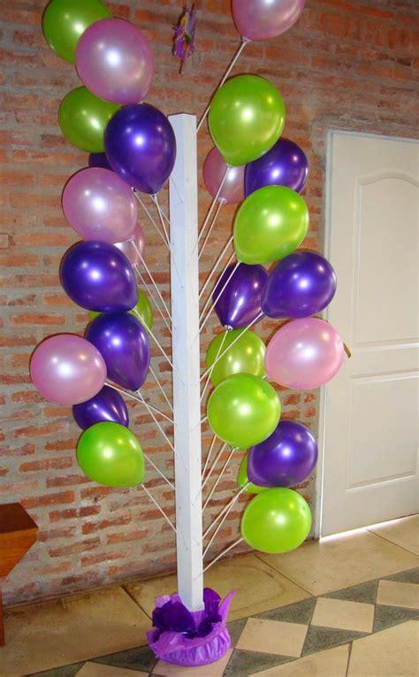 idea porta globo | Decoración de fiestas infantiles ...