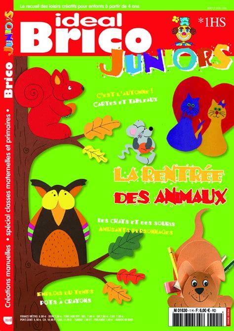 Ideal Brico Juniors Hors Série n° 1 | Les éditions de la rose