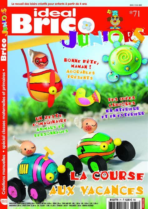 Ideal Brico Juniors n° 71 | Les éditions de la rose