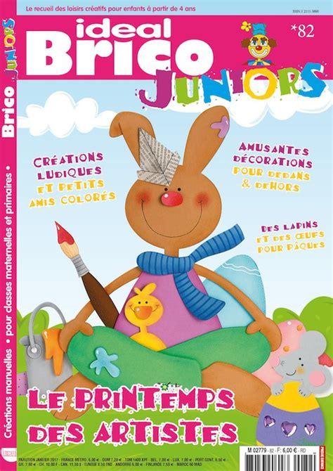 Ideal Brico Juniors N° 82 | Les éditions de la rose