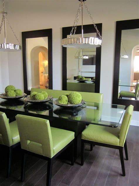 ideas comedores con espejos | Decoracion de interiores ...