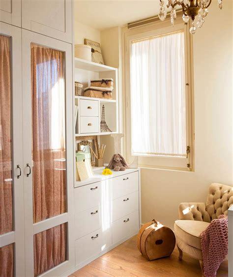 Ideas con muebles a medida para aprovechar rincones ...