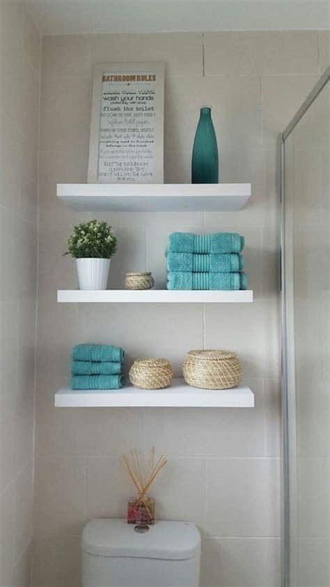 Ideas de almacenaje para baños | Decorar baños pequeños ...