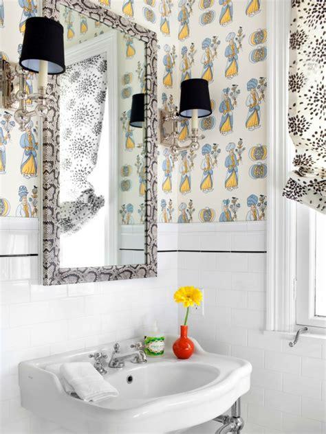Ideas de como decorar un baño pequeño en 50 ideas.