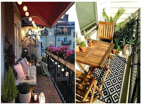 Ideas de decoración de balcones pequeños para todos los ...