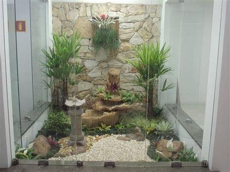 Ideas de jardines y patios interiores  7 | Jardines ...