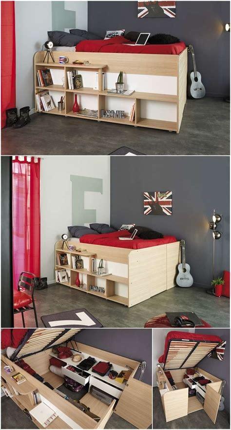 Ideas de Muebles para Almacenar Cosas en el Dormitorio