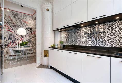Ideas de revestimientos para las paredes de la cocina ...