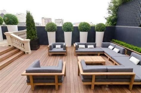 Ideas de sala para terrazas   Diseño de patio, Diseño de ...