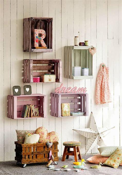 Ideas decorativas con cajas de frutas