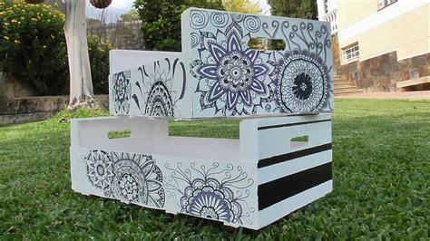Ideas DIY para reciclar cajas de madera   Hogarmania