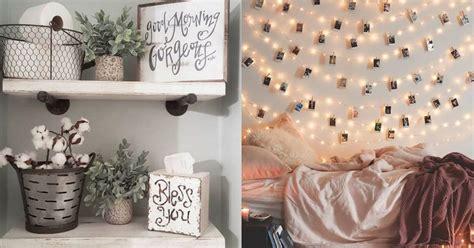 Ideas fáciles y baratas para decorar tu cuarto   Magazine Feed