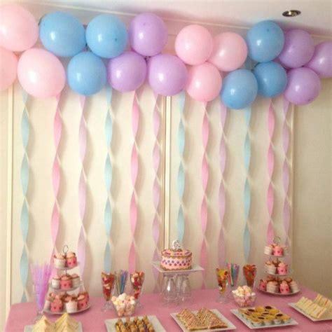 Ideas originales para decorar una fiesta en casa como poco ...