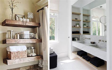 | Ideas para almacenaje en baños   Decofilia