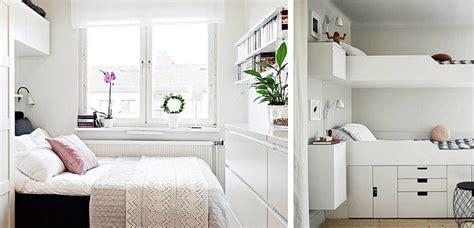 Ideas para amueblar un dormitorio muy pequeño