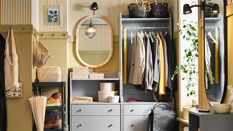 Ideas para aprovechar el espacio del recibidor   IKEA