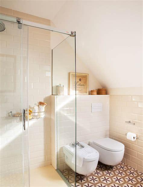 Ideas para baños pequeños de verdad