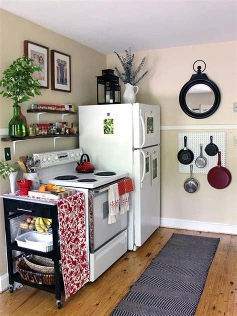 Ideas para cocinas pequeñas