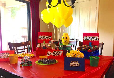 Ideas para cumpleaños: Lego   Mejor mamá