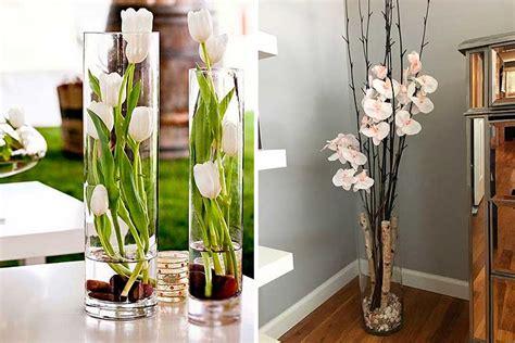  Ideas para decorar con flores artificiales esta ...