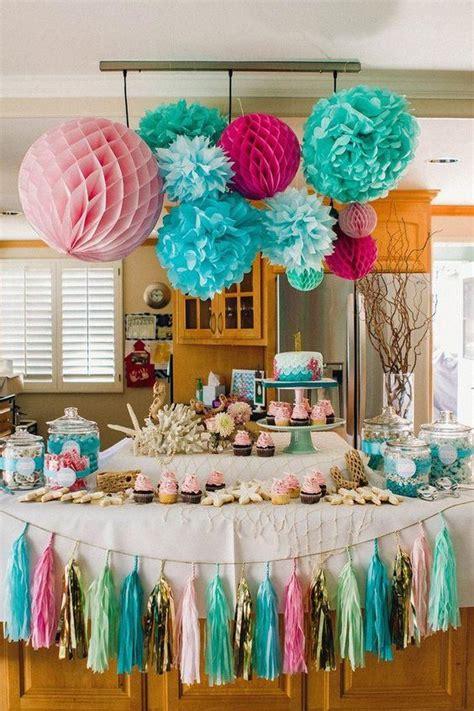 ideas para decorar cumpleanos primer ano de nina en casa ...