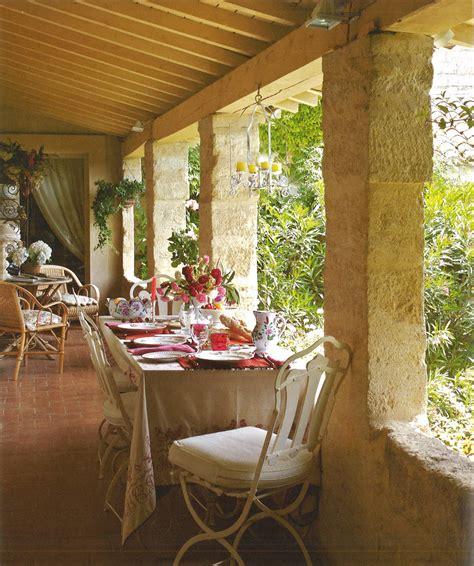 Ideas para decorar el exterior en las casas de campo. I ...