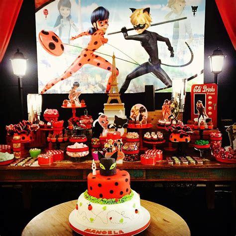 Ideas para decorar fiesta infantil de Miraculous o ladybug ...