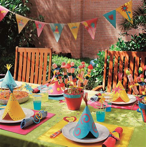 Ideas para decorar fiestas infantiles y triunfar