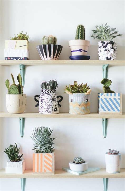 Ideas para decorar interiores con cactus. Plantas de ...