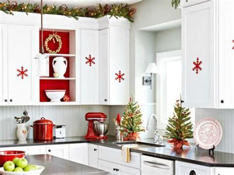 Ideas para decorar la cocina en Navidad   Decoracion en el ...
