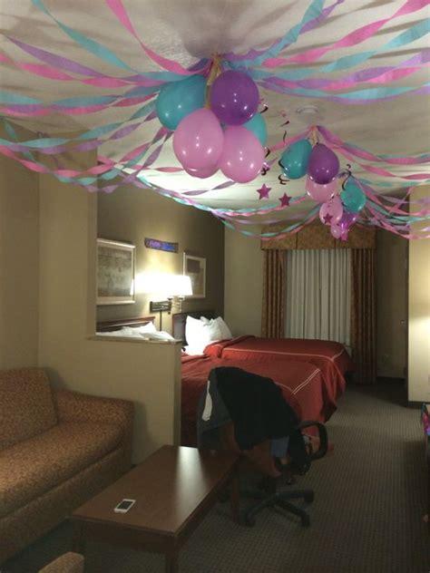 Ideas para decorar la habitación de tu novio en su cumpleaños