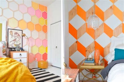 Ideas para decorar paredes con murales artísticos   Pink ...