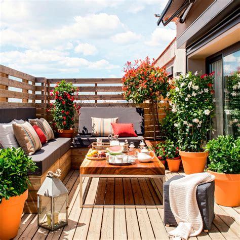 Ideas para decorar terrazas   Cielaria