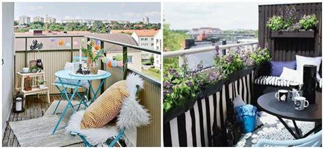 Ideas para decorar terrazas pequeñas   Levante EMV