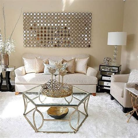 Ideas para decorar tu sala de estar con espejos ...