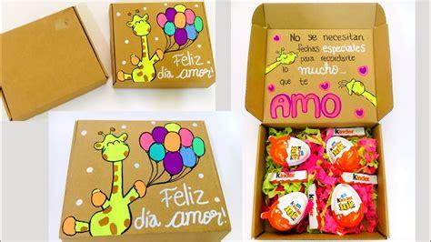 Ideas para decorar una caja de pizza o de cartón   YouTube