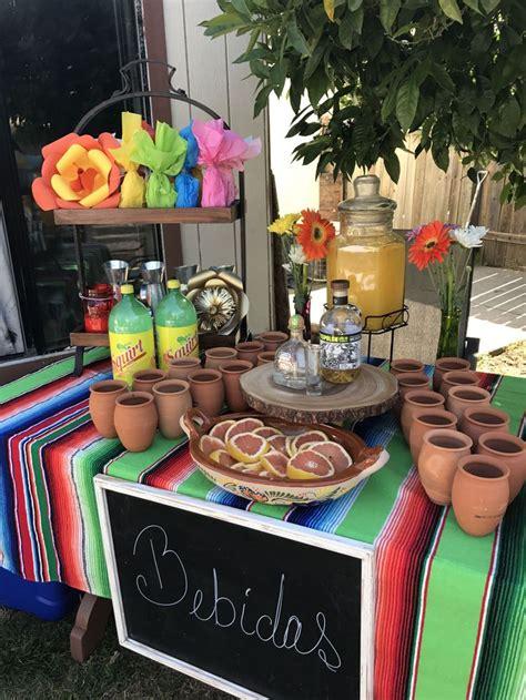 Ideas para decorar una fiesta mexicana   Dale Detalles