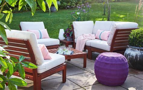 Ideas para decorar una terraza grande o el jardín   IKEA