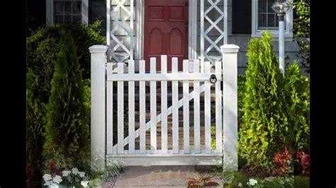 Ideas para el diseño de puertas de jardín   YouTube