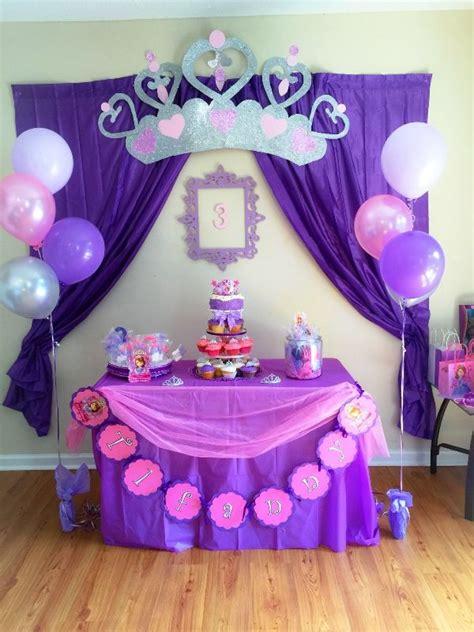 Ideas para fiesta de cumpleaños de princesa Sofia ...