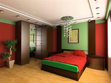 Ideas para habitaciones en rojo   VIX