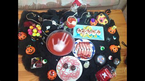 Ideas para Halloween  Comida Tenebrosa  Halloween Tips ...