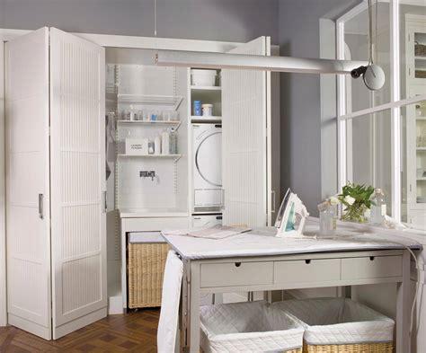 Ideas para organizar un lavadero
