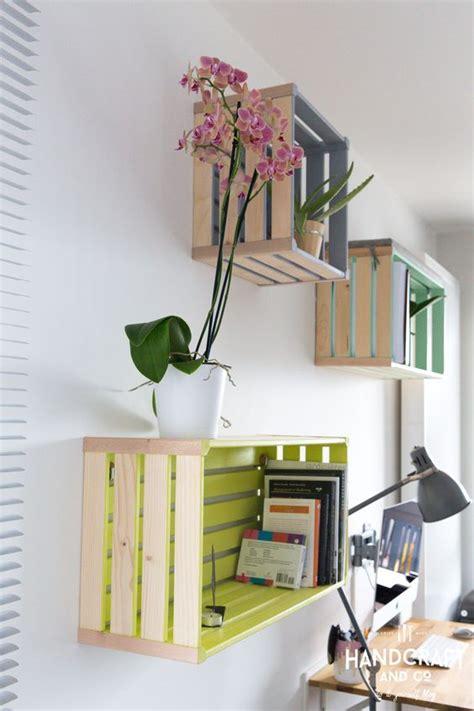 Ideas para pintar cajas de madera ¡y volver a integrarlas ...
